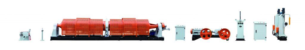 管绞机生产线