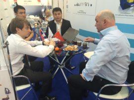 Компания Xinming приняла участие